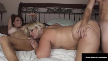 voluptuous babe with big melons enjoys doggy style sex