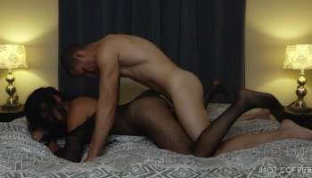 ashlee and trinity use a hitachi on each other