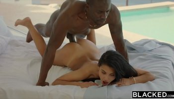 busty blonde takes directors bbc deep and hard during audition