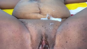 Dirty bitch wants to get fucked in the student shower